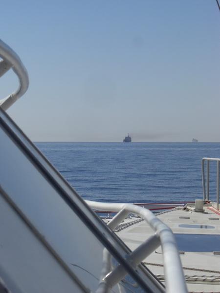 033-Frachter-voraus-Kollisionskurs