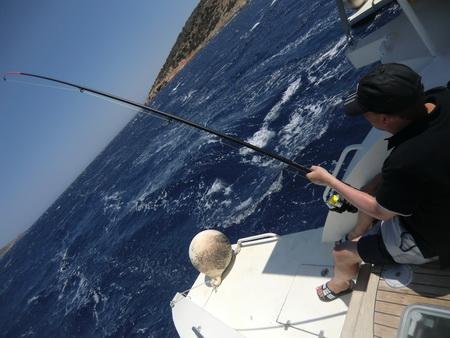Angler MAtthias
