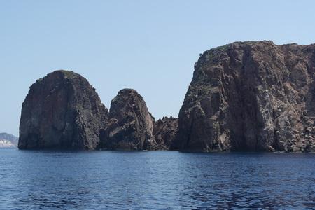 Kap Vani auf Milos