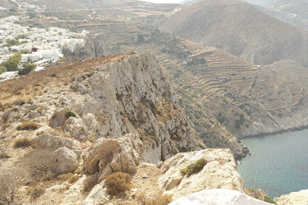 Folegandros on the Top