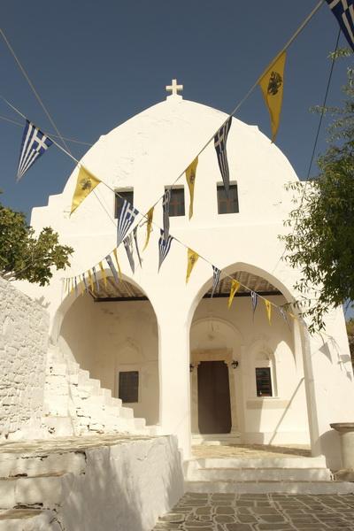 Folegandros Kirchen