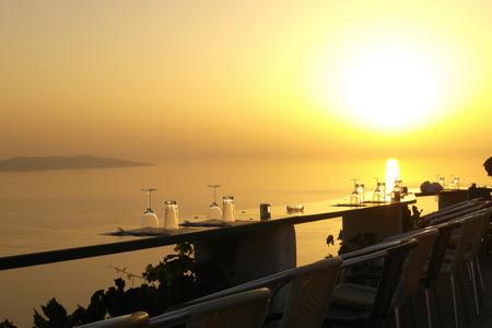 Sonnenuntergang Sikinos