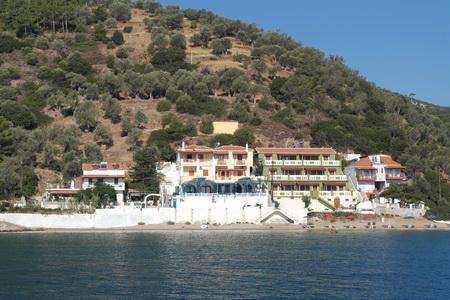 Ormos Limeonas auf Samos