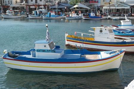 Hafen Pythagoreion