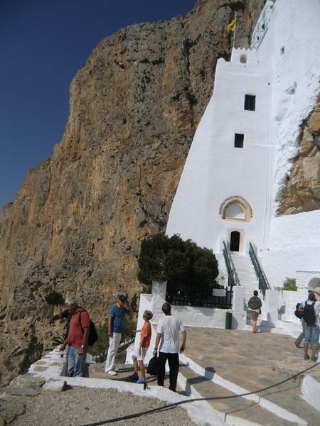Kloster Eingang
