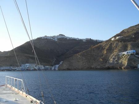 119-Ankunft Skala-Anafi-Hafen