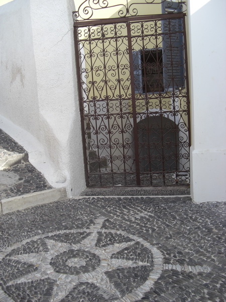 143-Steinmosaik