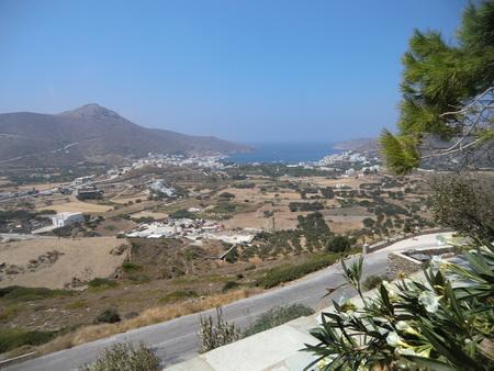 Amorgos - Hafenstadt Katapula