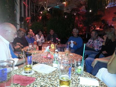 Geburtstag Unter Palmen Blu Venture
