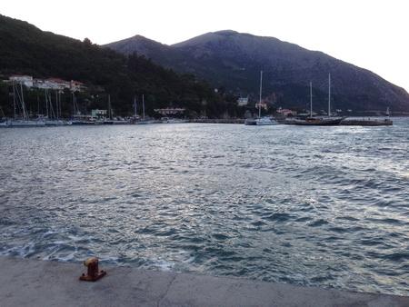 Fest im Hafen Poros_Kefalonia