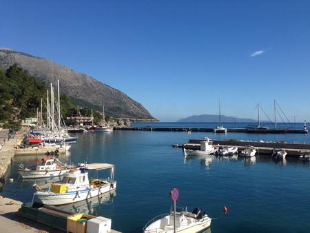 Hafen Poros_Kefalonia