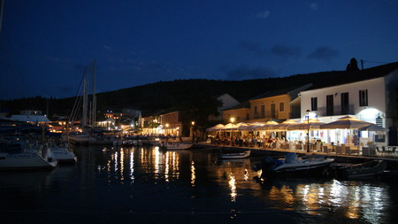 Nacht in Fiscardo