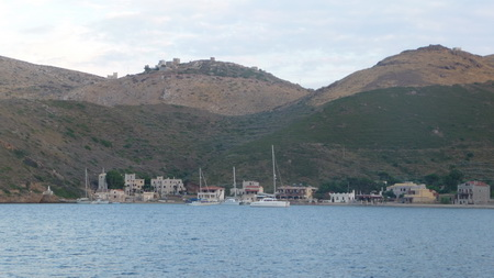 Porto Kayio mit Mani-Häusern