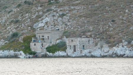 Porto Kayio mit Mani-Häusern_2