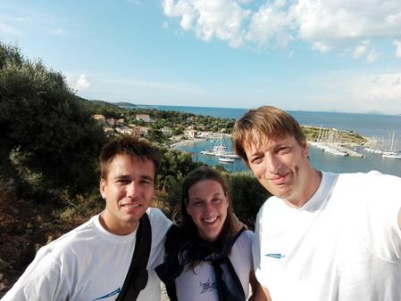 Selfie in Kastos
