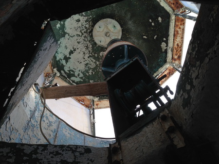 Strofades-Leuchtturm