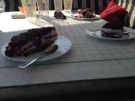 Torte auf VAVA-U