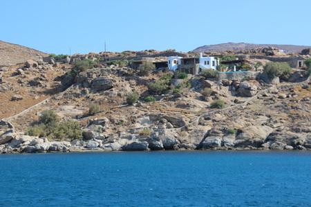 Ankerplatz Agia Anna auf Mykonos