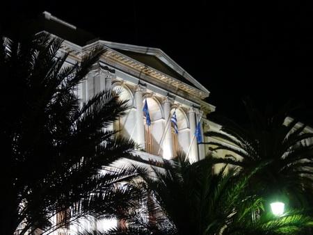 Ermopoulis auf Syrtos