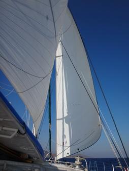 Segeln nach Samos
