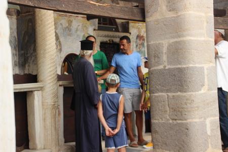 Im Johannes-Kloster Patmos_3