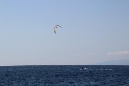 Kiten die Erste
