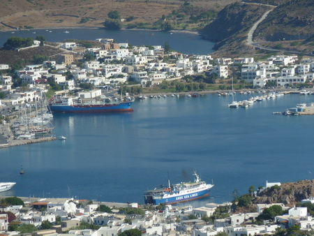 Patmos-Skala