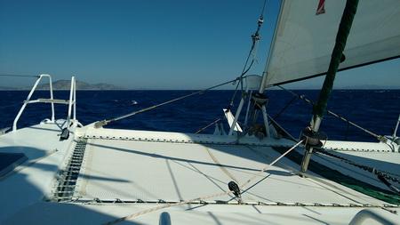 Segeln Patmos-Lipsi