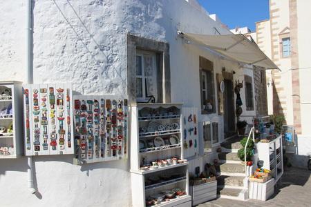 Shoppen auf Patmos_3