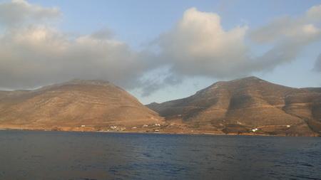 Bucht auf Nikouria