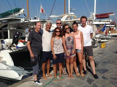 Crew Samos-Kos-2015