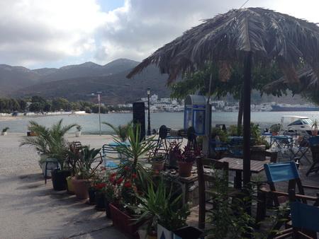 Katapola auf Amorgos