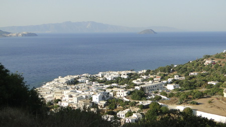Mandraki auf Nisyros