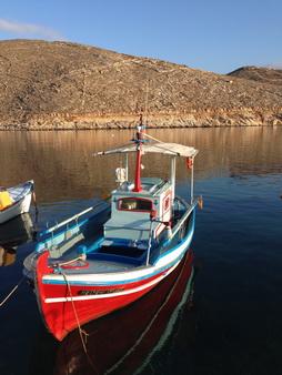 Panormou auf Tinos