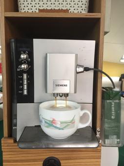 Siemes EQ5 Kaffeevollautomat