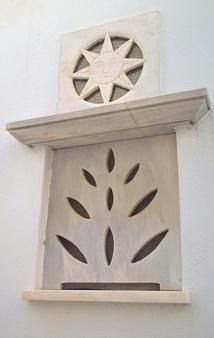 Pirgos auf Tinos