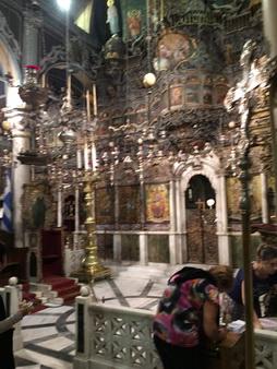 Wallfahrtskirche Panagía Evangeliístria auf Tinos_B
