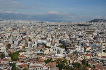 Ausflug nach Athen