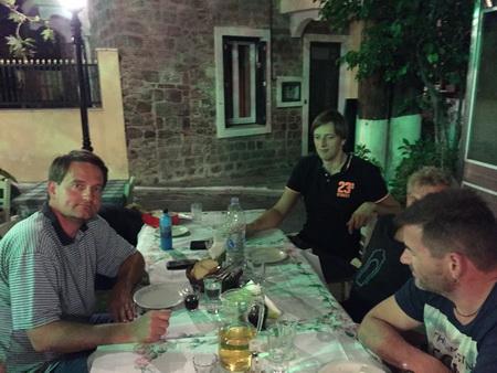 Taverne Platanos auf Poros