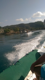 Wassersport auf VAVA-U