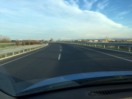 Auf dem Weg nach Izola