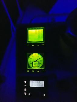 Nachtfahrt mit VAVA-U