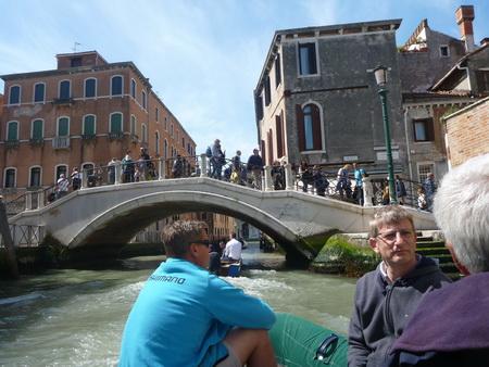 Bootsfahrt in Venedig_3