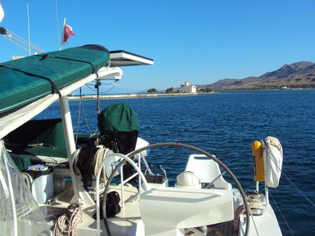 Hafenmole Elafonisi
