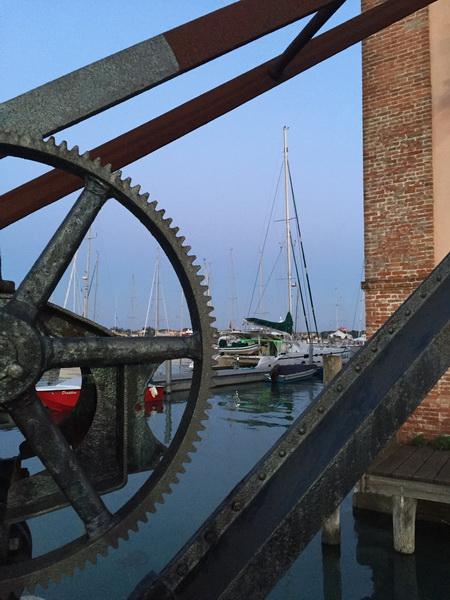 Marina SantElena Venedig