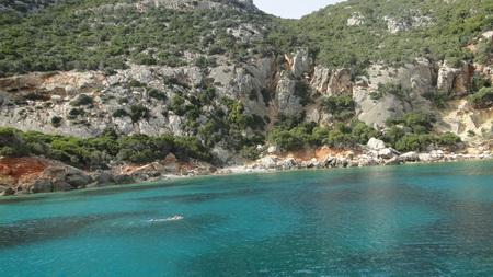 Bucht auf Sapentzia