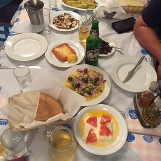 Frühstück auf VAVA-U