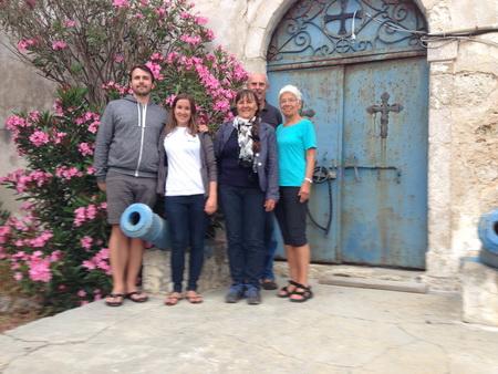 Ausflug zur Klosterinsel Stropahdes