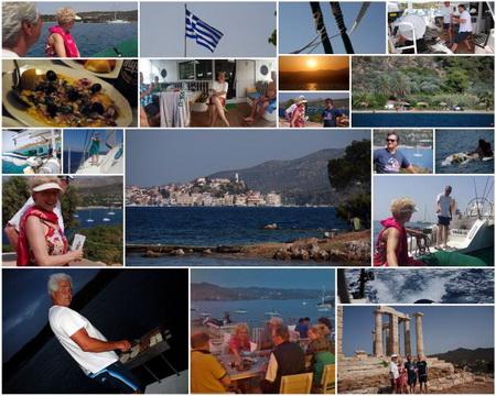 Wochentörn Athen-Athen