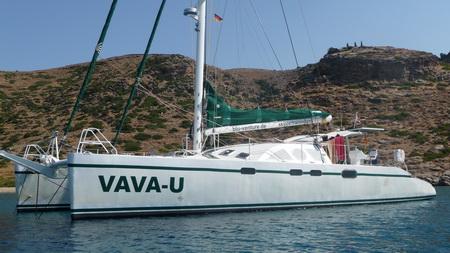 VAVA-U auf Kythnos